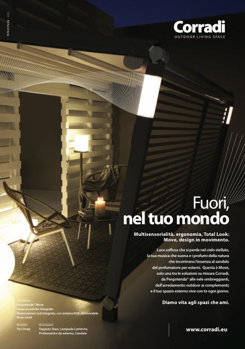 design spazi ergonomico e sensoriale